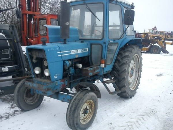 Ford 6600 Tractor : Used ford tractors year for sale mascus usa