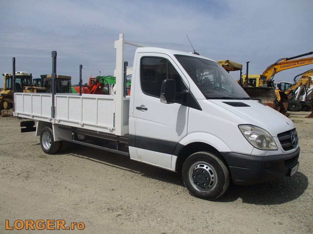 Used mercedes benz sprinter 515 cdi box body year 2007 for Mercedes benz price usa