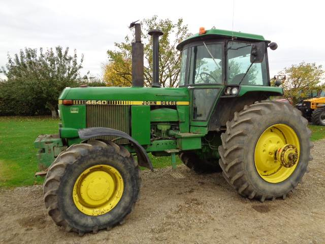 Used John Deere 4640 4wd Tractor Tractors Year  1979 Price
