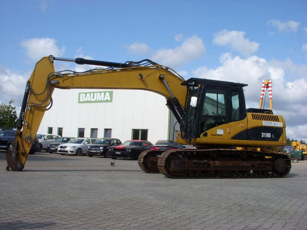 Caterpillar 319 D L (12000571) MIETE RENTAL