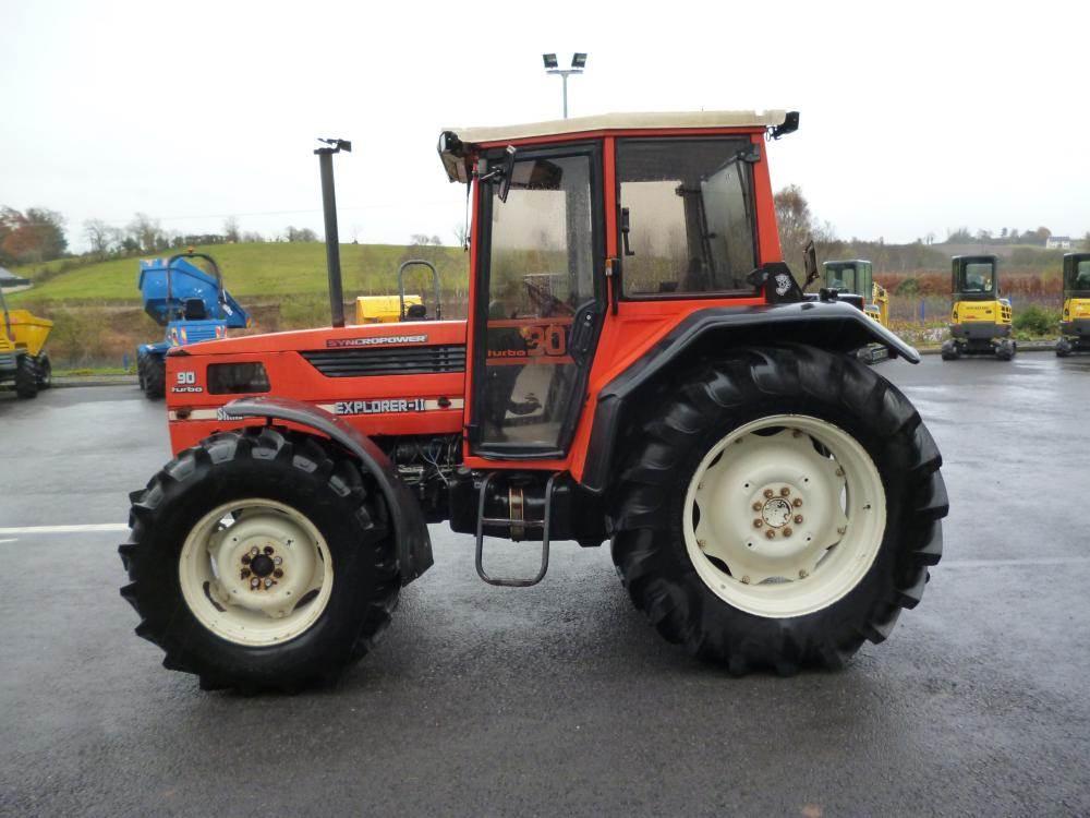 Same Tractor 90 : Same explorer ii year tractors id ee f b