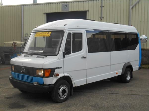 Used mercedes benz 408d passenger bus 15 seats top for Mercedes benz minibuses