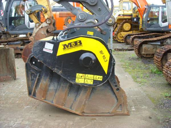 MB Crusher BF 90.3 Brecherlöffel