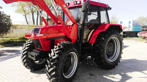 Used Tractor Tires For Sale >> Used Case IH MAXXUM 5120 tractors Year: 1996 Price: US$ 15,197 for sale - Mascus USA