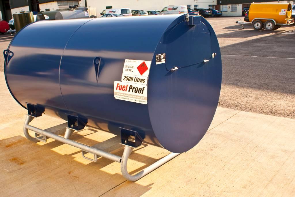 fuel proof 2500 litre fuelstore bunded diesel tank occasion prix 2 671 ann e d. Black Bedroom Furniture Sets. Home Design Ideas