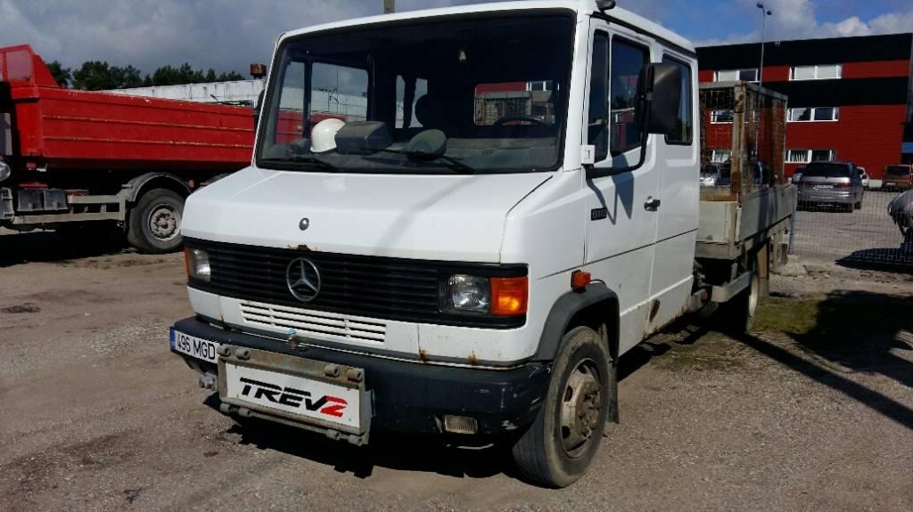 Used Mercedes Benz Vario 811d Dump Trucks Year 1996