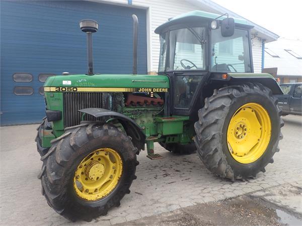 John Deere 3050 til salg Sjørup Traktor A/S tel. +45 97548300 - Kun eksport - Only for wholesale ...
