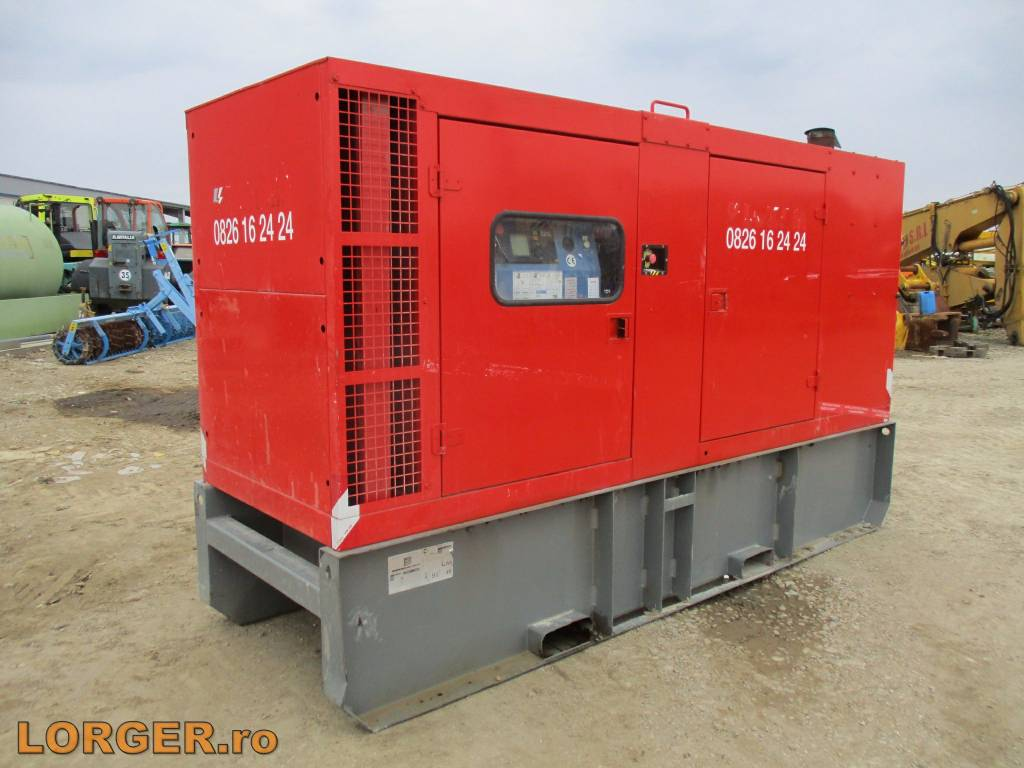 sdmo r165k diesel generators price 8 539 year of manufacture 2007 mascus uk. Black Bedroom Furniture Sets. Home Design Ideas
