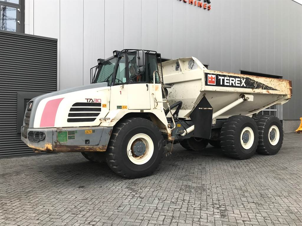 Terex TA 30 (6x6) Top!