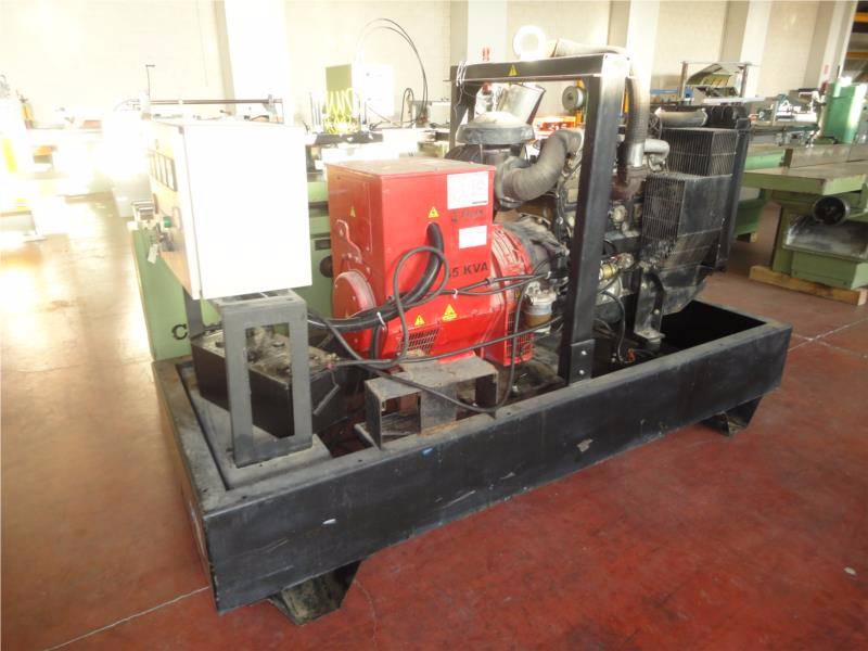 Generador gesan dp 45 year of manufacture 2003 other for Leroy merlin generatore
