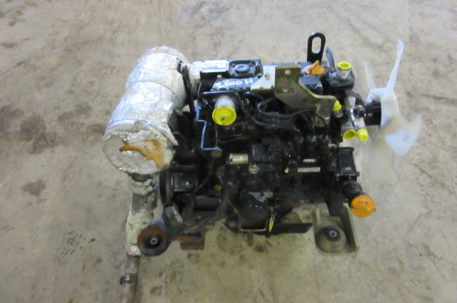 Yanmar 2500 Parts : Used yanmar tnv engines year price for