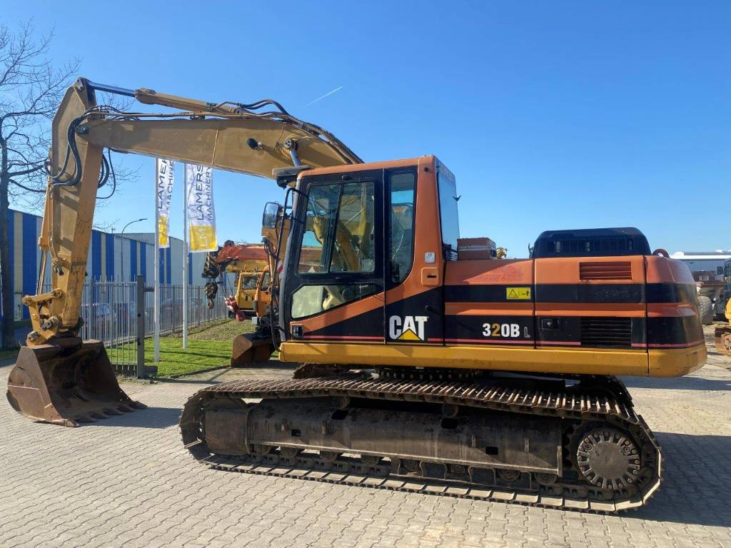 Caterpillar 320 B L TOP CONDITION