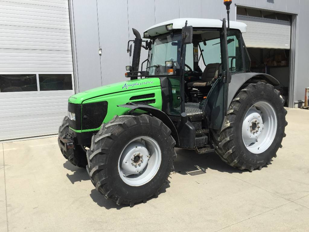 Deutz-fahr Agroplus 95 New, 2006, Tractors ...