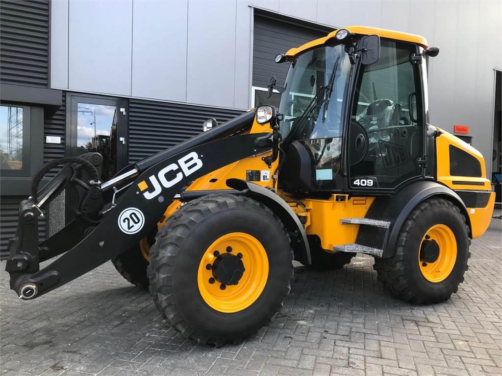 JCB 409 Tier4F (unused)