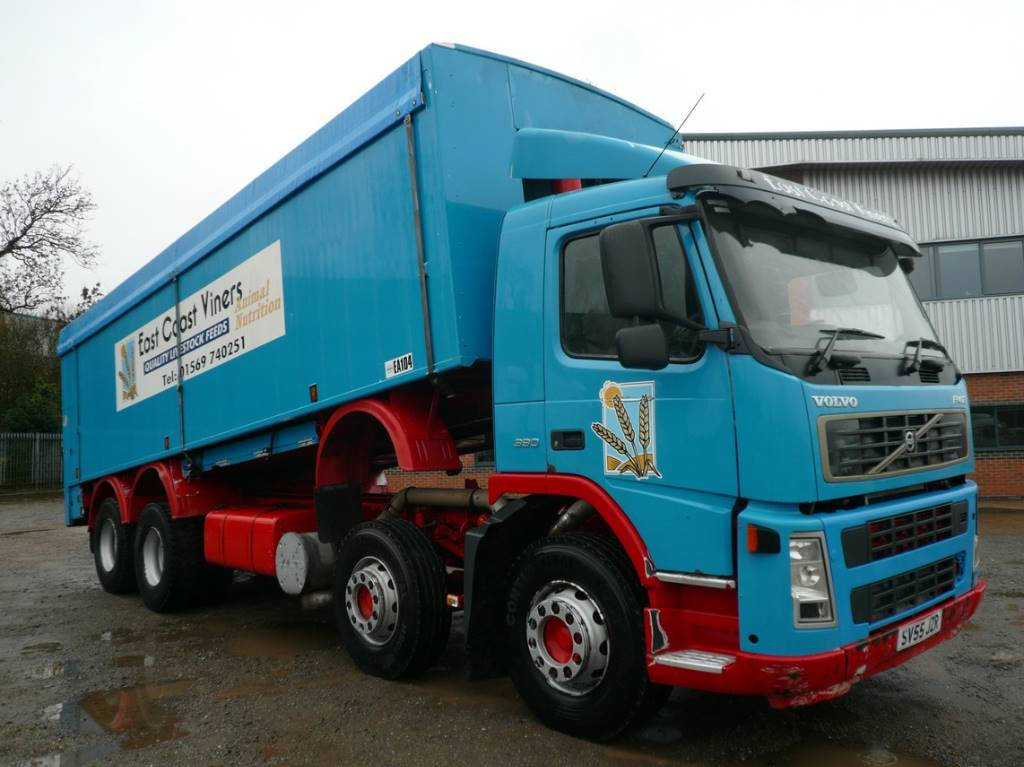 Coalville United Kingdom  city pictures gallery : Volvo 8X4 COALVILLE Tipper trucks, Price: £15,750, Year of ...