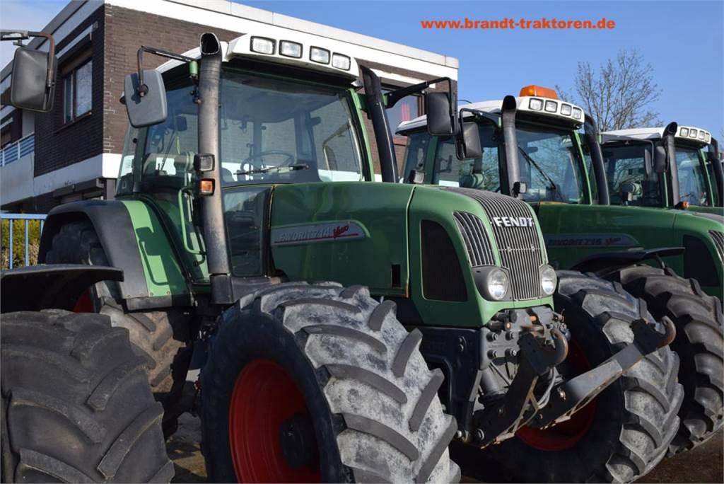 fendt 714 vario preis baujahr 2002 gebrauchte traktoren gebraucht kaufen und. Black Bedroom Furniture Sets. Home Design Ideas