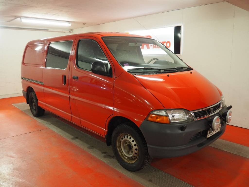 used toyota hiace panel vans year 2001 price 8 234 for sale mascus usa. Black Bedroom Furniture Sets. Home Design Ideas
