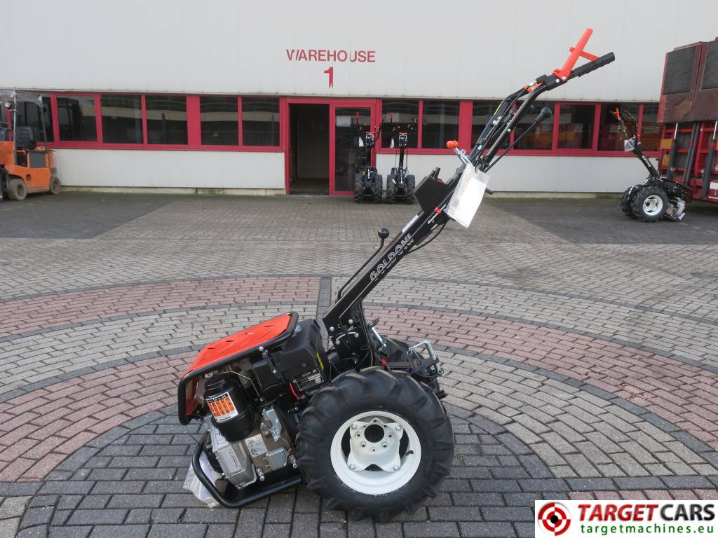 Goldoni my special 14sr moto cultivator 12 2hp diesel new for Goldoni my special 14 prezzo