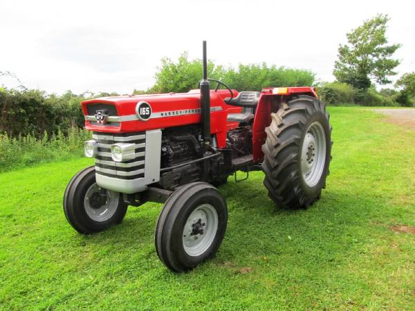used massey ferguson 165 tractors for sale mascus usa. Black Bedroom Furniture Sets. Home Design Ideas