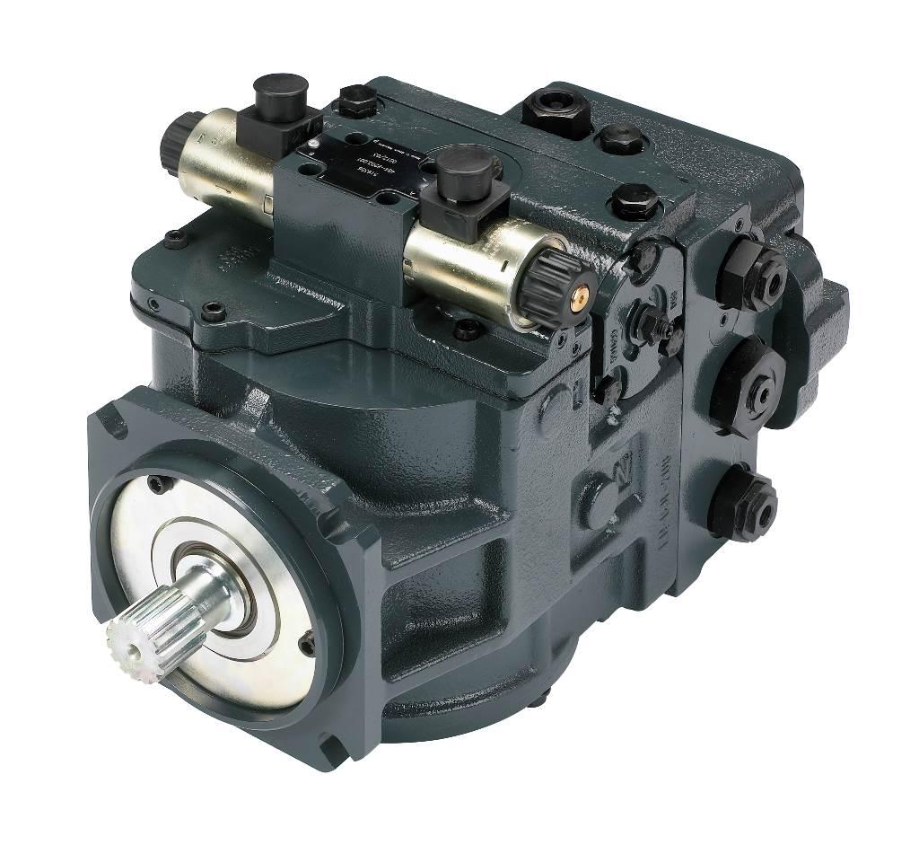 Rexroth sauer linde kawasaki pump motor repai for Cessna hydraulic motor identification