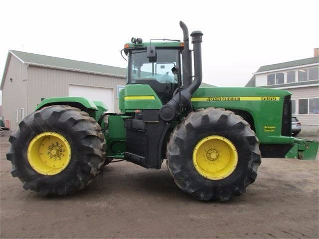 john deere 9400 for sale eagan mn price 45 500 year 2003 used john deere 9400 tractors. Black Bedroom Furniture Sets. Home Design Ideas