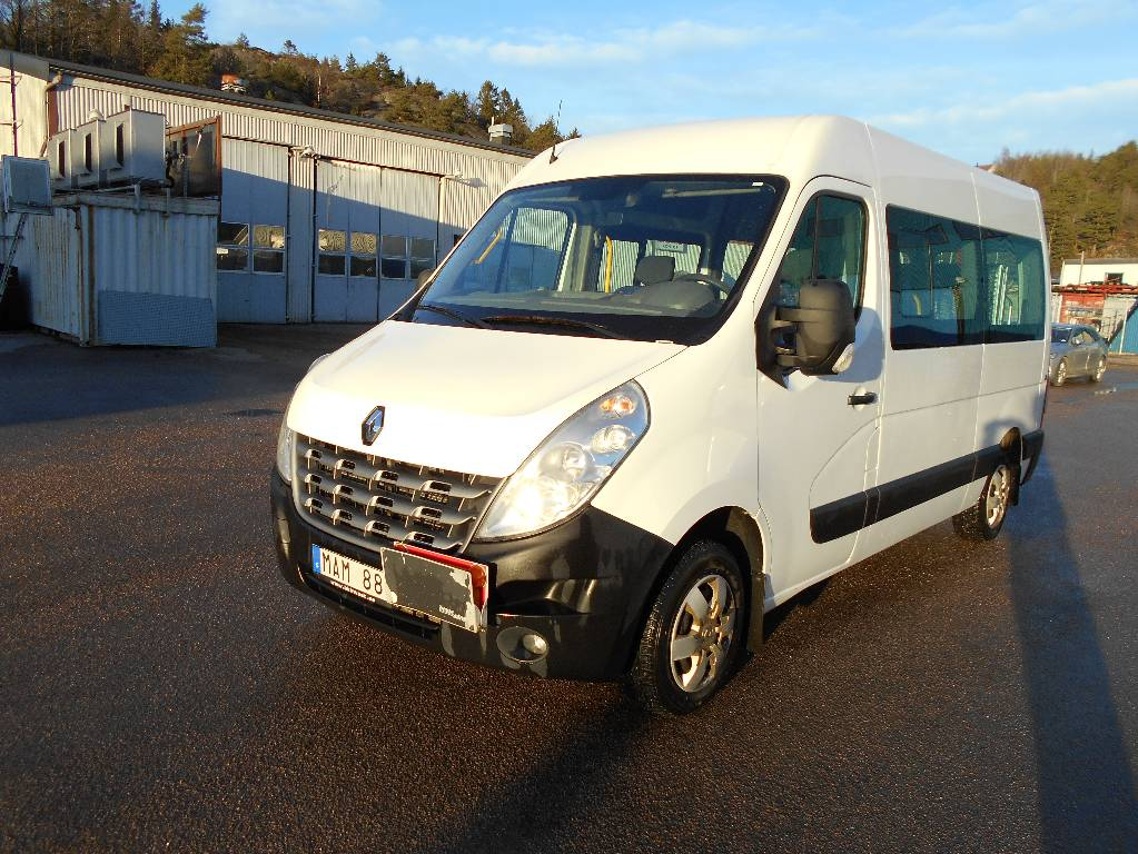 renault master 8pass ramp 11 occasion ann e d 39 immatriculation 2011 voiture renault master. Black Bedroom Furniture Sets. Home Design Ideas