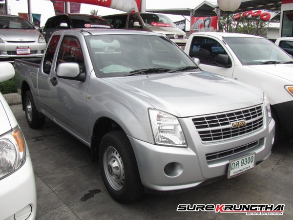 Used Isuzu -d-max-cab pickup Trucks Year: 2008 Price ...