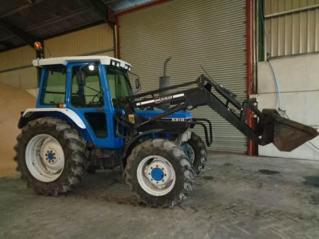 Ford 3000 Tractor Duals : Ford tractor c w riko loader vuosimalli