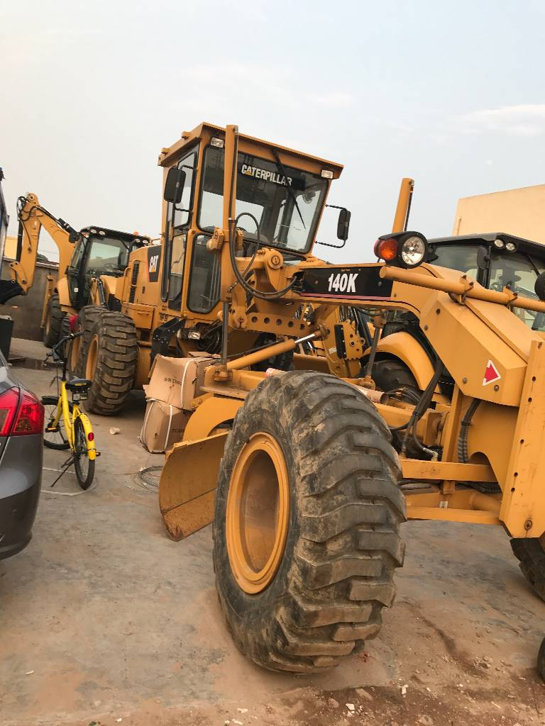 Used Caterpillar 140 K Motor Graders Year 2013 For Sale