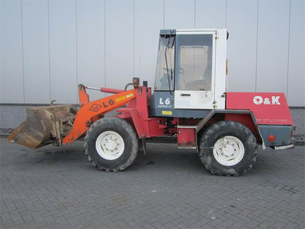 O&K L6-3 (For Parts)
