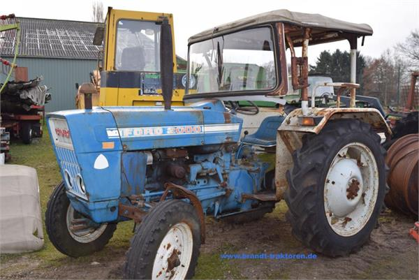 used ford 2000 tractors price 3 528 for sale mascus usa. Black Bedroom Furniture Sets. Home Design Ideas