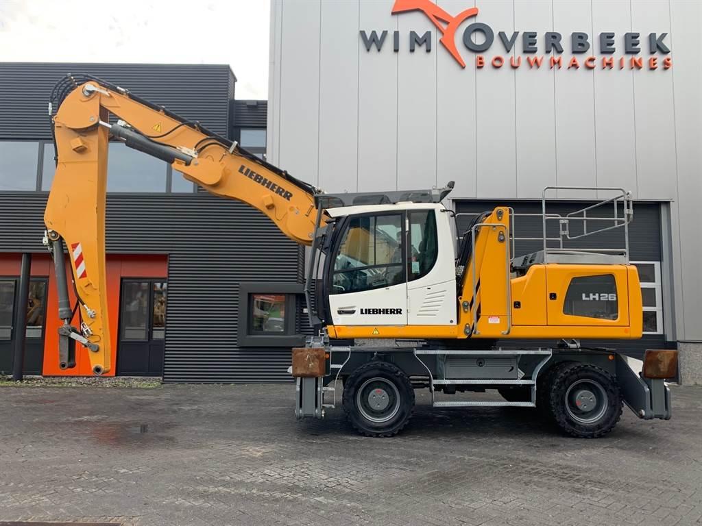 Liebherr LH 26 M Industry