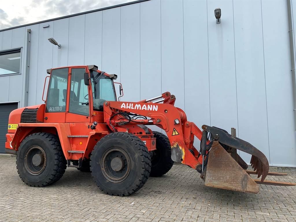 Ahlmann AZ150 (Voerklem)