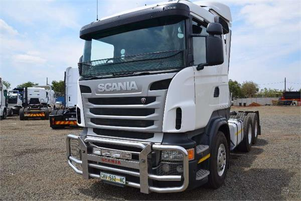 used scania r460 la6x4 other trucks year 2013 price 52 247 for sale mascus usa. Black Bedroom Furniture Sets. Home Design Ideas