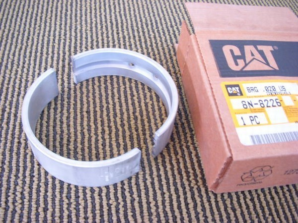 Caterpillar (125) 8N8226 Lager / main bearing