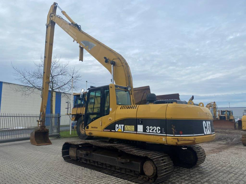 Caterpillar 322 CL LR