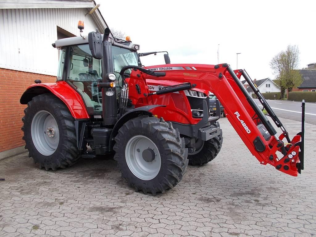 Massey Ferguson 6715S til salg , Årgang: 2018 - Brugte Massey Ferguson 6715S Brugte traktorer ...