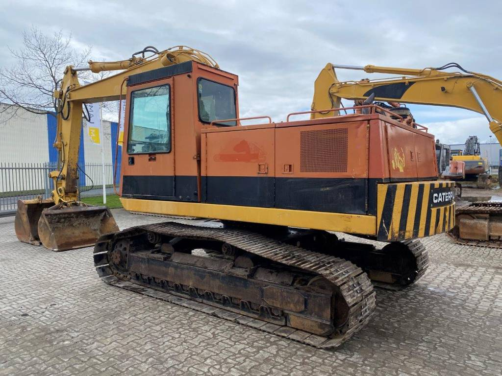 Caterpillar 215 D LC TOP CONDITION!