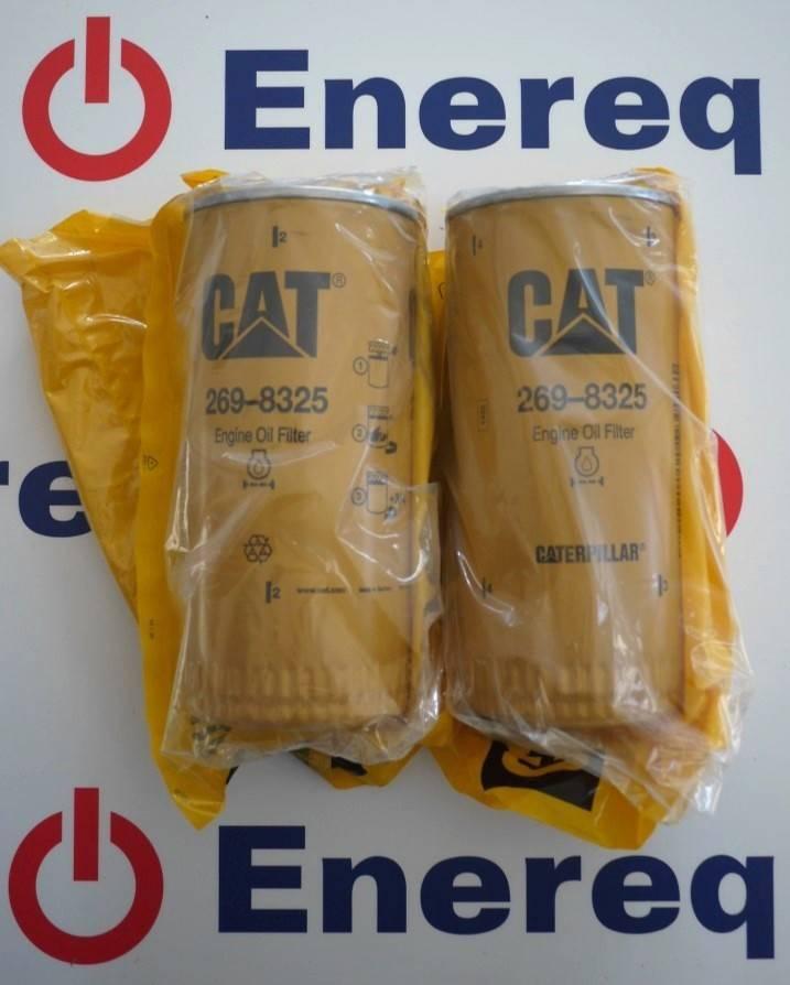 Caterpillar 269 8325 engine oil filter til salgs 2017 i saint genis pouilly frankrike brukte for Comcode postal saint genis pouilly