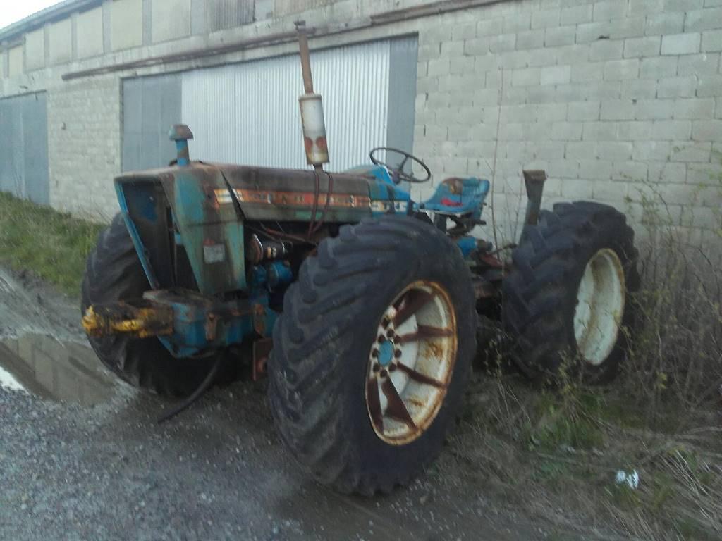 ford county 754 - ann u00e9e d u0026 39 immatriculation  1970 - tracteur - id  ab0225cf