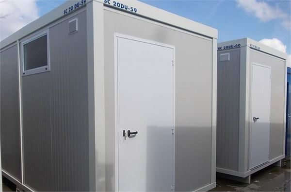 Container shelter box sanit rcontainer occasion prix 8 for Prix container occasion