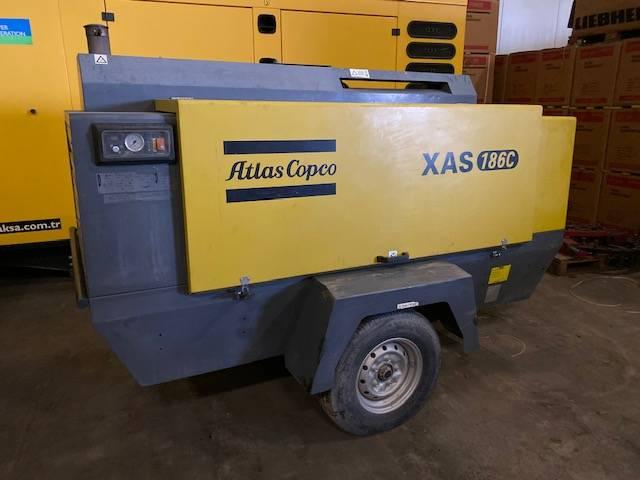 Atlas Copco XAS 186C