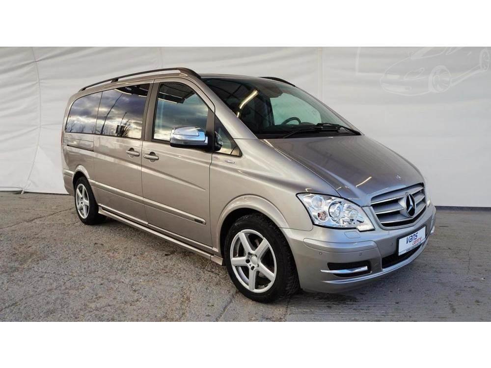 used mercedes benz viano 2 2 120kw 7m st klima mini bus. Black Bedroom Furniture Sets. Home Design Ideas