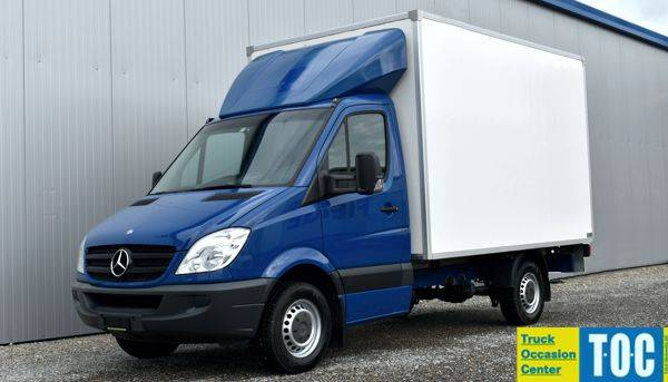 Used mercedes benz sprinter 313 cdi isothermkoffer 1 hand for Mercedes benz offers usa