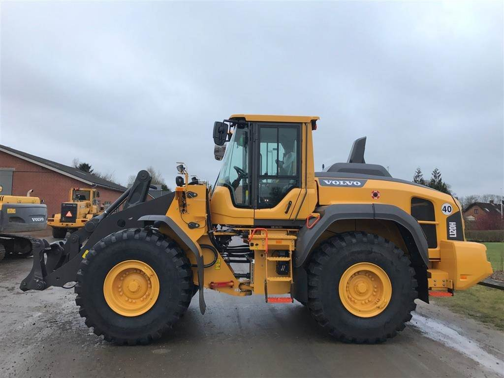 used volvo l 120 h wheel loaders year 2018 price. Black Bedroom Furniture Sets. Home Design Ideas
