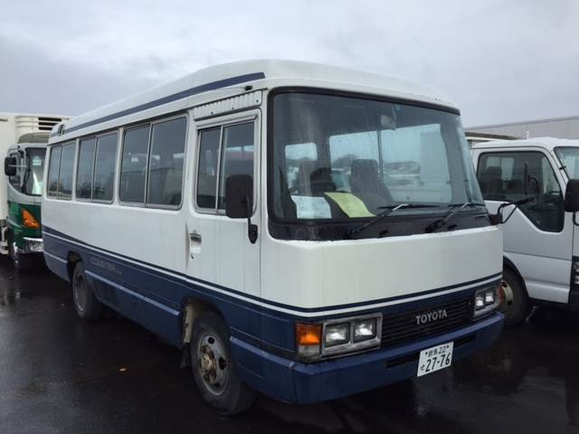 used toyota coaster bb21 mini bus year  1992 for sale