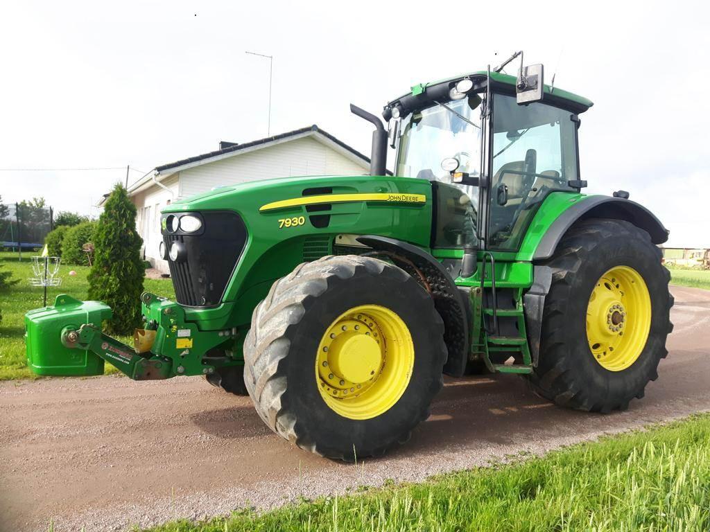 used john deere 7930 tractors year 2010 price 78275