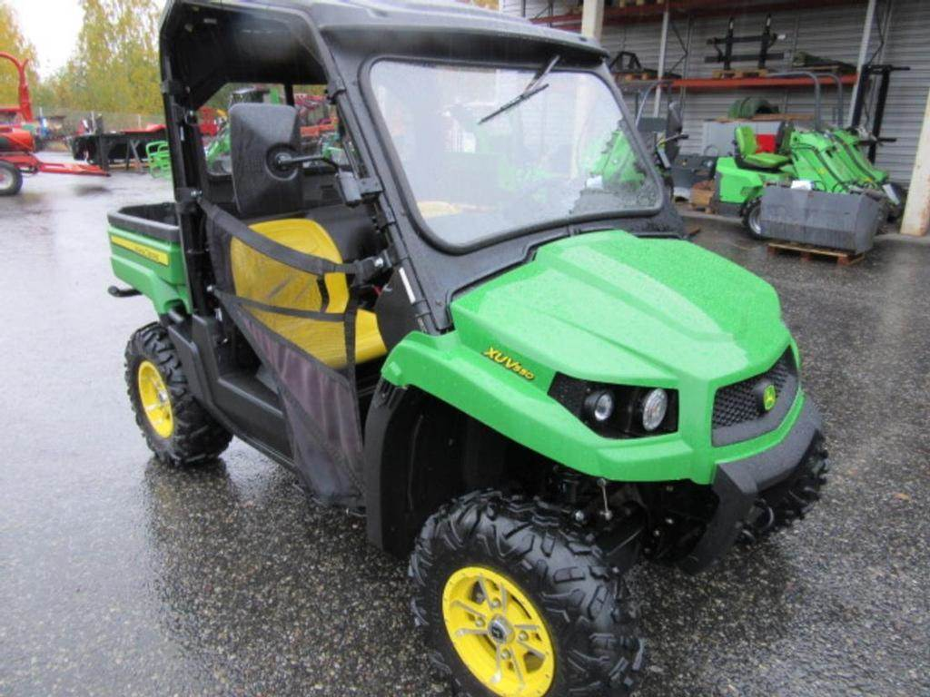 used john deere xuv 550 atvs year 2015 price 11 790 for sale mascus usa. Black Bedroom Furniture Sets. Home Design Ideas