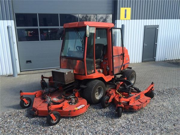 Used Jacobsen Hr 5111 Riding Mowers Price 8 770 For Sale