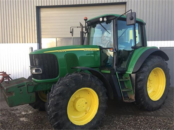 used john deere 6920 s auto quad tractors year 2002 price. Black Bedroom Furniture Sets. Home Design Ideas